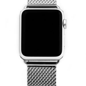 Apple Watch Milanese rostfri stållänk
