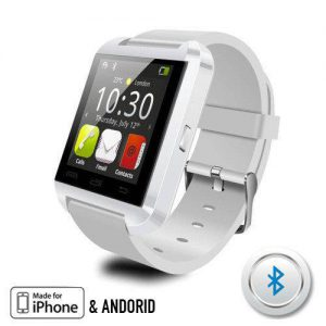 SmartWatch Basic White
