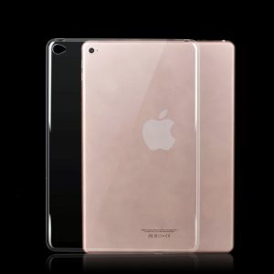 Apple ipad air 2 Transparent silikonskal 0.5mm TPU