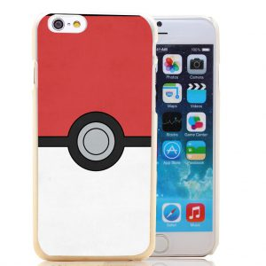 Pokémon GO pokemon boll ball – iPhone 6 skal silikon tpu