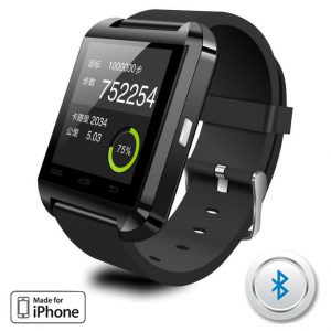U8 Smartwatch Iphone pedometer bluetooth